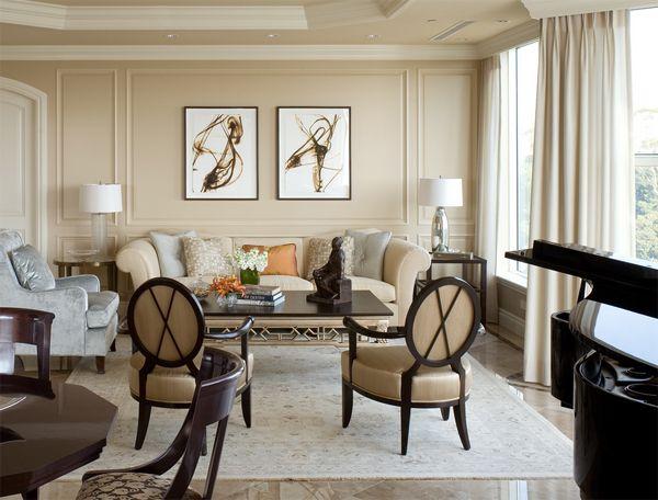 interior classic luxury design home picture perfect living pinter