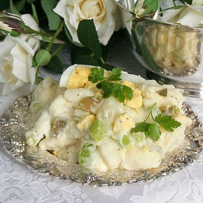 Rosanne Cash's Potato Salad Recipes — Dishmaps