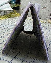 Knitting Chart Holder : Modal title