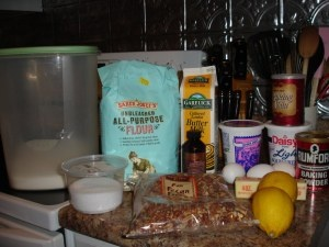 Lemon Buttermilk Pecan Pound Cake | Sweets for your Soul | Pinterest