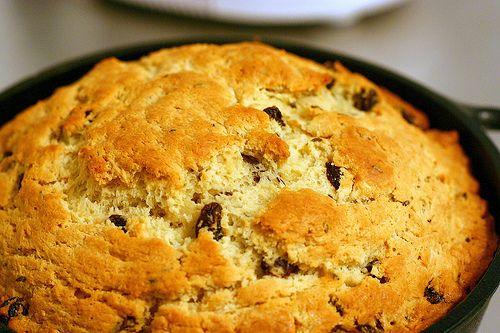 Skillet Irish soda bread | Bread _ Rolls _ Bisquits _ Cornbread... Pr ...