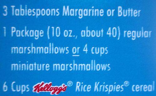 kellogg's recipe