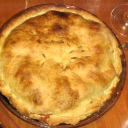 Caramel Apple Pie II Allrecipes.com