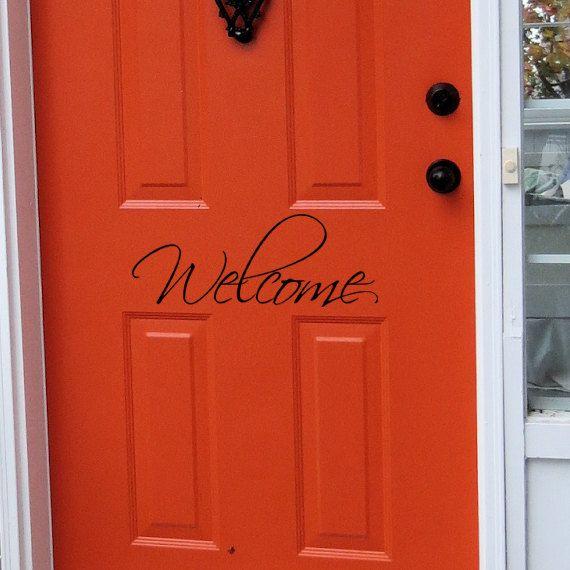 Welcome Plaque Front Door | 570 x 570 · 44 kB · jpeg
