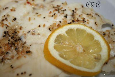 easy baked tilapia