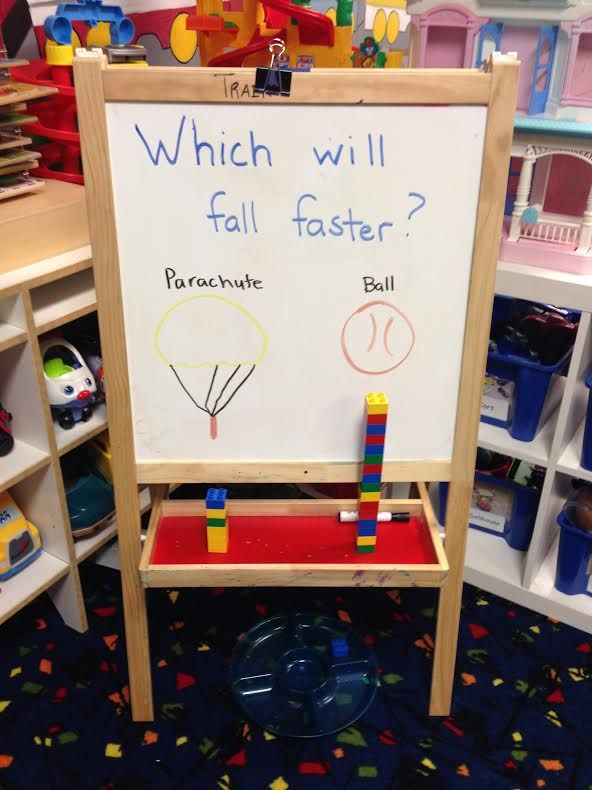 Question of the day preschool science pinterest