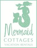 a vacation cottage from mermaid rentals at tybee island, georgia