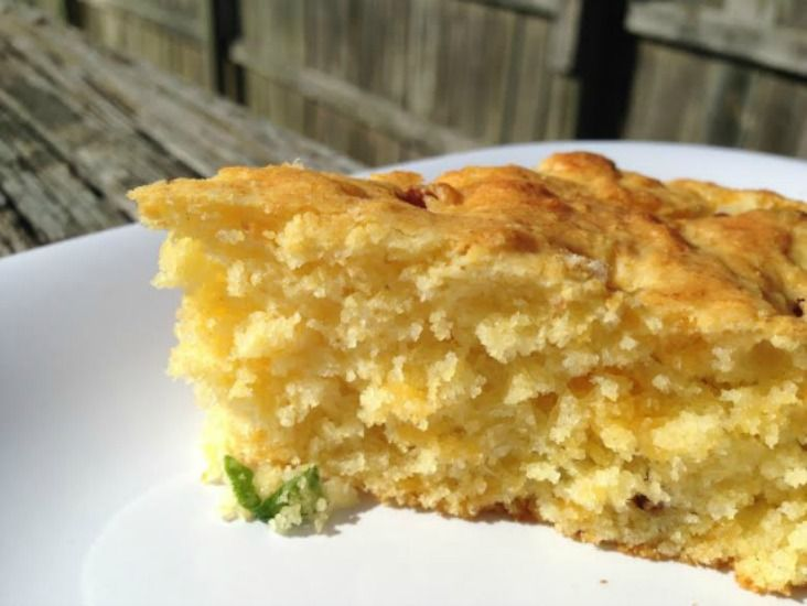 Cheddar Bacon Cornbread | Recipe