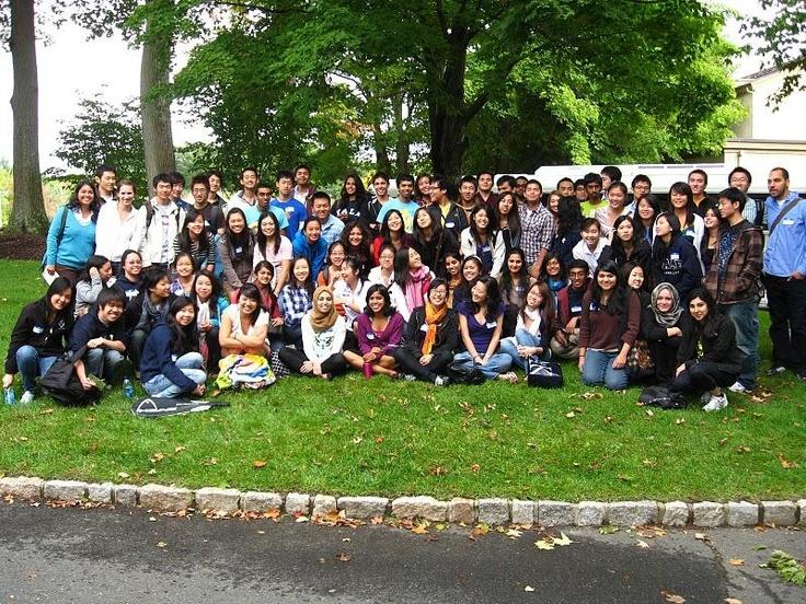 Asian American Cultural Center Leadership Retreat 2011