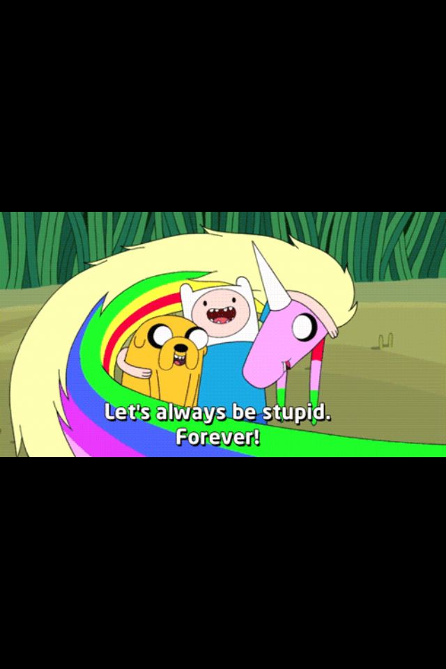 adventure time quotes on Tumblr