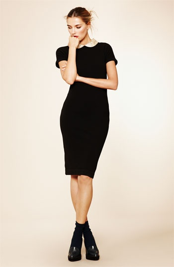 MARC BY MARC JACOBS 'Mika' Embellished Collar Dress (Nordstrom)