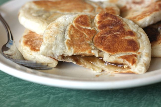 ... by the Bay: Hoddeok (Korean pancakes with brown sugar filling