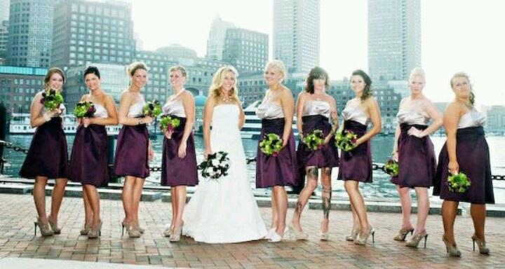 Boston wedding hair | Danielle Does My Hair | Pinterest