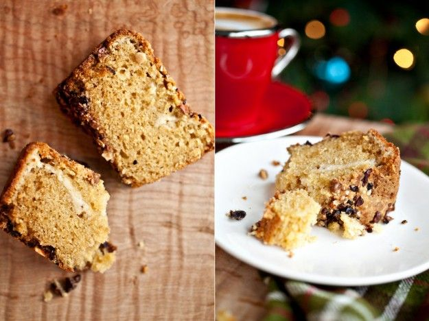 Cocoa Nib Coffee Cake | cooking | Pinterest