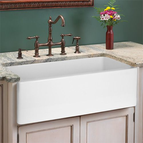 Oversized Farmhouse Sink : Large Farm sink... I want this my house Pinterest