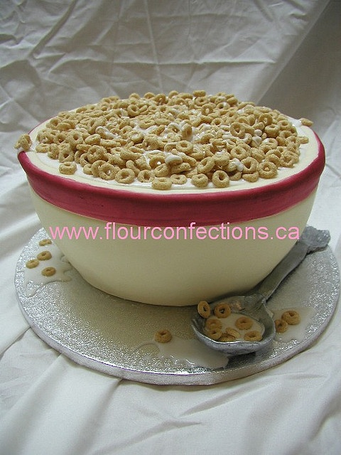 lifes a bowl of cheerios