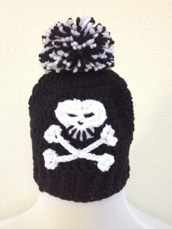 New ROCK N ROLL Beanie!! Comes in may colors and baby to adult sizes ...