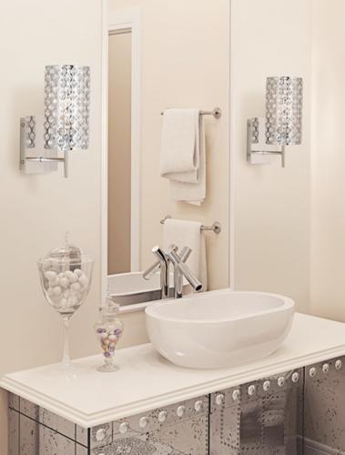 hollywood glam bathroom decor for the home pinterest ForHollywood Bathroom Design