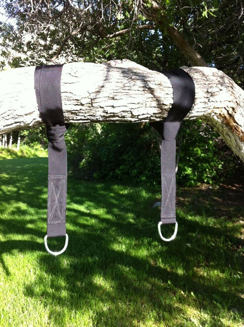 Tree swing hanging kit yard pinterest Wood tree swing and hanging kit