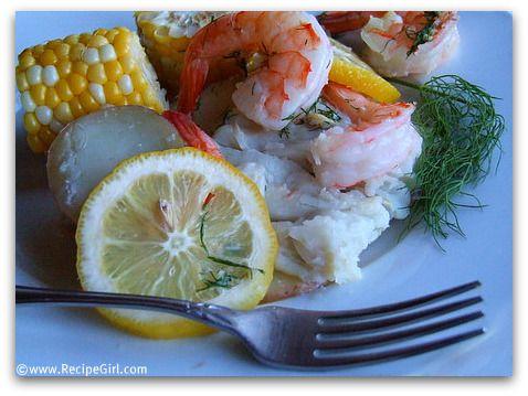 New England Seafood Recipe