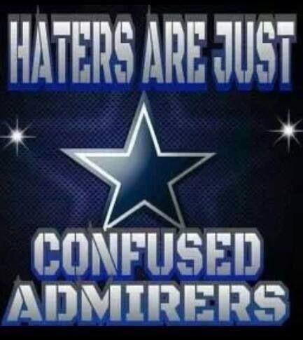 cowboys haters dallas cowboys pinterest