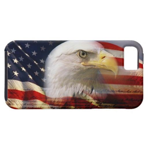 bald eagle flags
