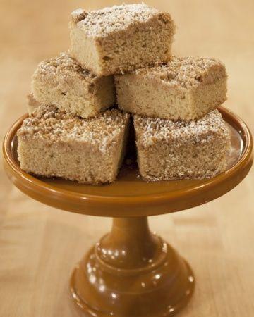 Classic Crumb Cake | Gluten Free Goodness | Pinterest