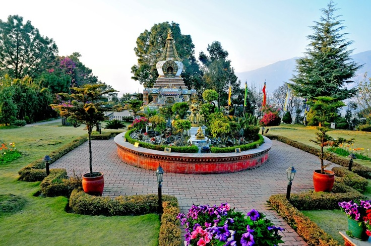 Nepal Tourism Board Kapan Monastery. Photo/Susheel Shrestha