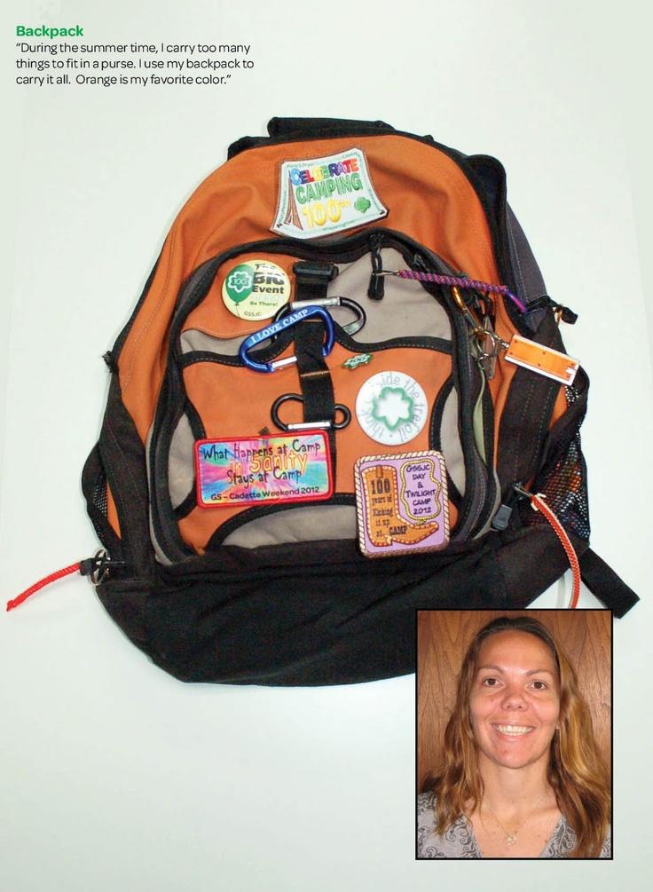 Purse-onality: Program Manager Lisa Cearfoss: pinterest.com/pin/158259374379922022
