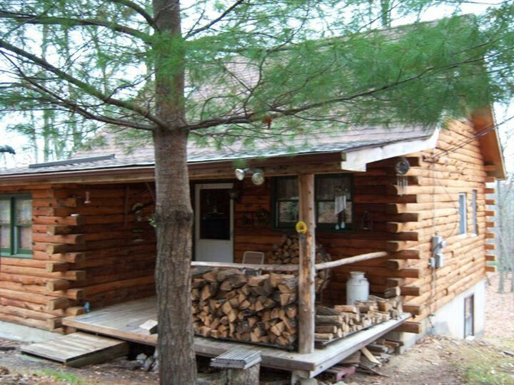 Our Cabin In Pocono Mountains Poconos Pinterest