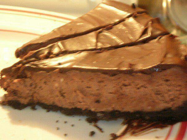 Chocolate kahlua cheesecake | Desserts | Pinterest