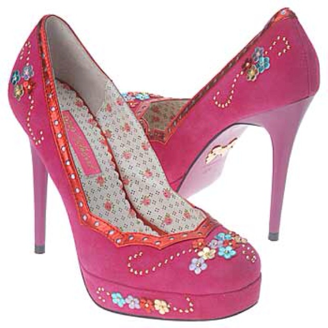 pretty in pink betsey johnson shoes betsey johnson