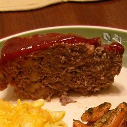 Glazed Meatloaf II Recipe — Dishmaps