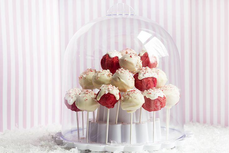 Skinny candy cake cake pops