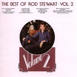 The best of rod stewart vol 2 1977 record collection vinyl pinte