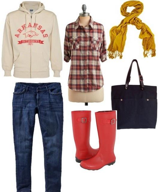 wear clothes
