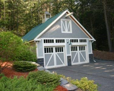 victorian garage home pinterest
