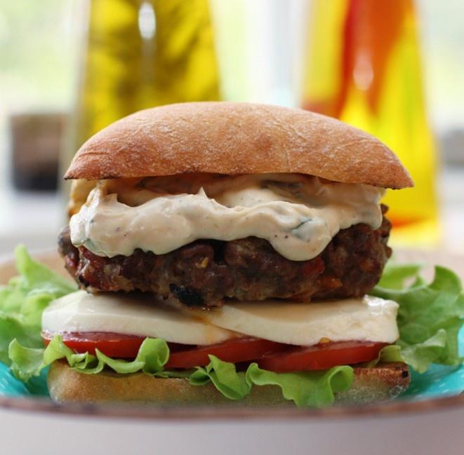 italianburger | food | Pinterest