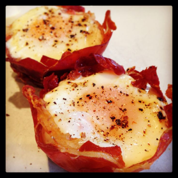Bacon and egg cupcakes | Food and Booze | Pinterest