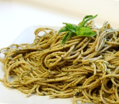 vegan: basil pesto...yes i love pesto and must find the perfect ...