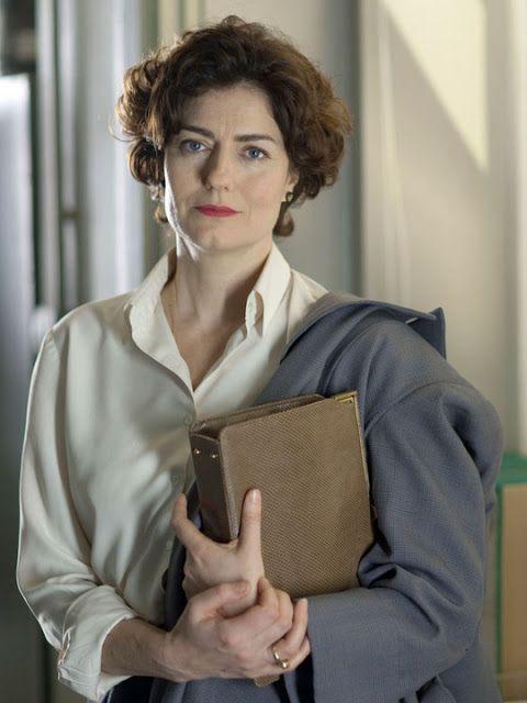 Anna Chancellor in The...
