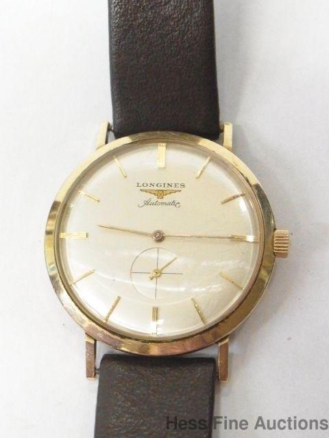 mens vintage longines wrist watches pour the