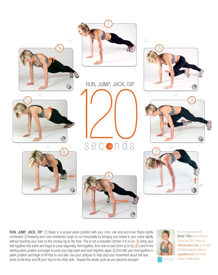 30 Day Plank Challenge Printable as well 30 Day Plank Challenge ...
