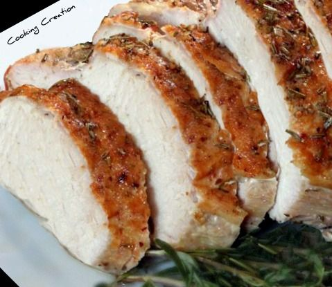Herb Roasted Turkey | DELIGHTFULLY DELICIOUS | Pinterest