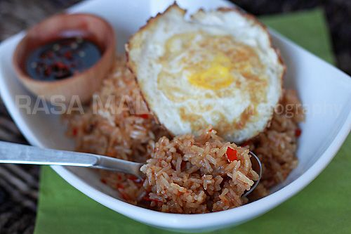Nasi Goreng Recipe (Indonesian Fried Rice): nasi goreng is a meal that ...