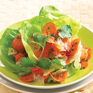 Treviso Salad With Orange Vinaigrette And Manchego Recipes ...