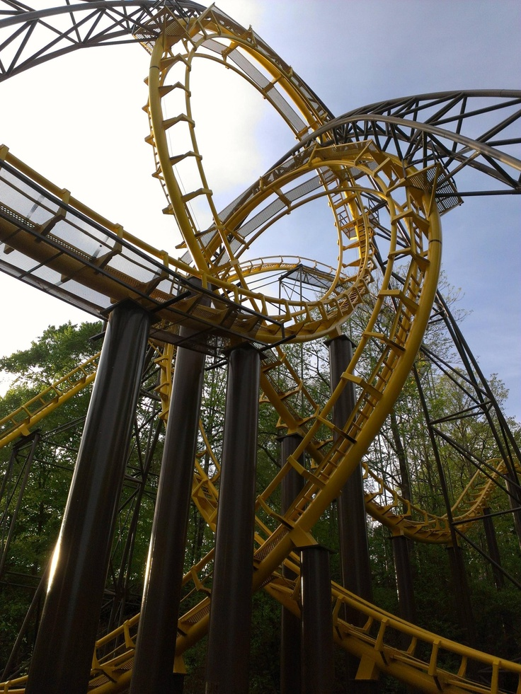 Pin By Seung Park On Roller Coasters Parks Pinterest