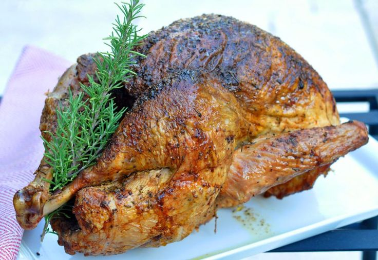 Imperial Sugar Recipe: Brined Turkey with Fine Herb Butter