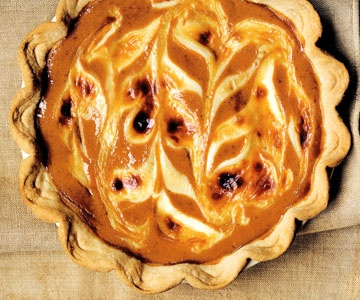 Pumpkin Mascarpone Pie | PIES | Pinterest