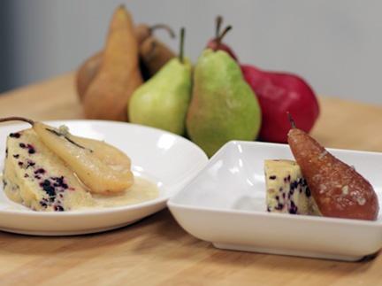 Vanilla roasted pears | Food | Pinterest